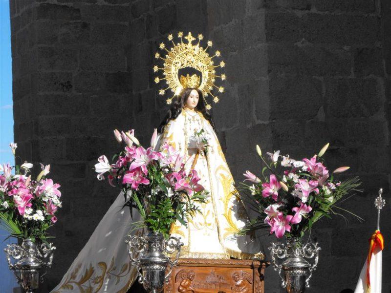 Festividad de Nª Sª La Virgen de Altagracia