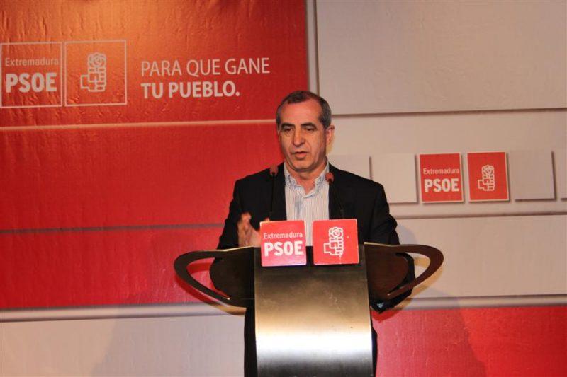 Acto presentación candidatura PSOE Garrovillas de Alconetar