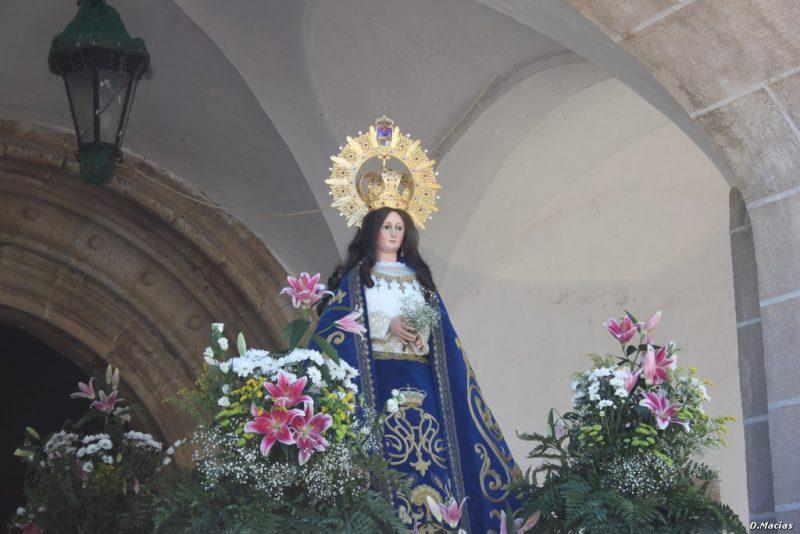 Festividad de Nuestra Señora Virgen de Altagracia