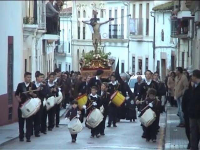 Nuestra pequeña Semana Santa, Garrovillas de Alconétar 2013
